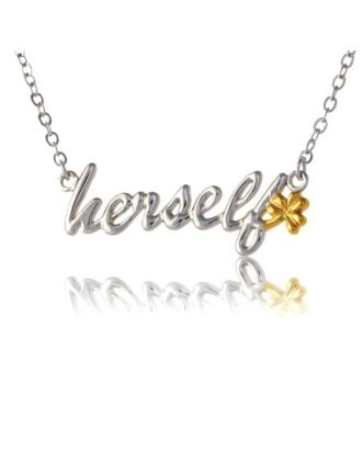 Tis Herself Necklace
